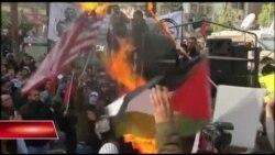 Đụng độ bùng nổ sau loan báo của ông Trump về Jerusalem