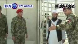 Afghanistan thả tù nhân do xích mích với Mỹ (VOA60)