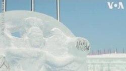 NO COMMENT – Սառցե արվեստ