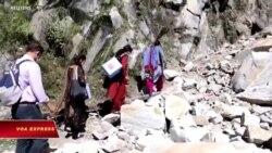 Ấn Độ: 'Leo núi trèo đèo' đưa vaccine tới vùng xa