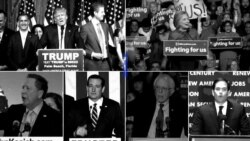 US Presidential Candidates Speak After Tuesday Primaries