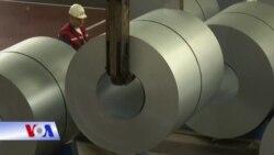 Mỹ gia hạn miễn thuế sắt, nhôm cho EU, Canada, Mexico