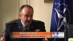 Війська Росії готові до вторгнення - командувач НАТО у Європі