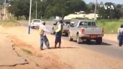 Mapurisa Emu Chinhoyi Onetsa Vanhu Pama Road Blocks