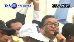 Ông Hun Sen có phần chắc sẽ thắng cử (VOA60)