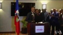 Jovenel Moise, Prezidan Eli Peyi D Ayiti