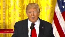 Trump từ chối nói có chịu để Mueller phỏng vấn hay không