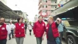 Cruz Roja pide $19 millones para Ecuador