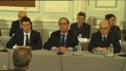 فرانسوا اولاند:دولت همه اقدامات لازم برای حفظ امنیت شهروندان را انجام خواهد داد