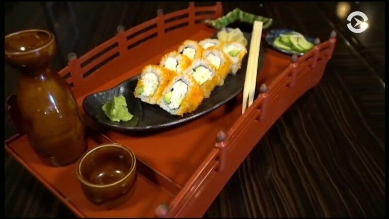 Кухня японская - рецепт американский
