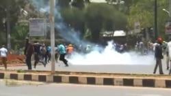 Waandamanaji wa NASA watawanywa na polisi Nairobi