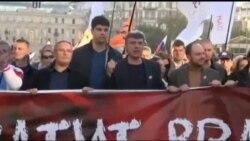 """Чого можна чекати від """"Маршу Нємцова"""" у Росії? Відео"""