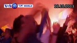 Bosnia lần đầu tiên có vé vào vòng kế tiếp World Cup (VOA60)