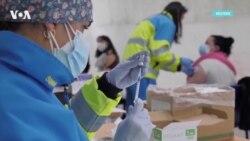 Заболевших COVID-19 в мире почти 106 миллионов