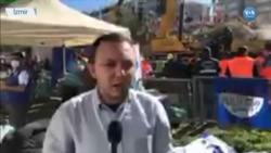 Deprem Sonrası Arama-Kurtarma Çalışmaları Sürüyor