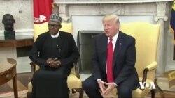 Taskar VOA: Ganawar Buhari Da Trump
