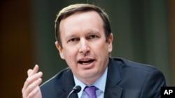 کریس مورفی، نماینده دموکرات سنا از ایالت کنتیکت، آرشیو