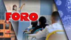 Foro Interamericano: Desafío del regreso a clases en medio de la pandemia