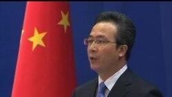 2012-11-14 美國之音視頻新聞: 中國譴責美國報告網絡間諜