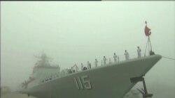 中俄联合军演即将在日本海开练