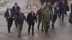 EE.UU. envía mensaje a Rusia