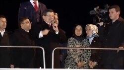 Başbakan Davutoğlu Konya'da halka seslendi