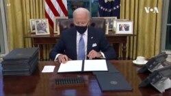 拜登总统就任百天 拥抱跨大西洋盟友