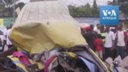 La sécurité routière en question à Kinshasa
