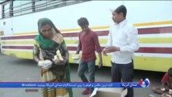 سیستم پیچیده انتقال غذا در شهر بمبئی هند؛ انتقال صدهزار غذای خانگی در روز