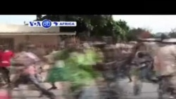 VOA60 AFIRKA: Rwanda Majalisar Dinkin Duniya Tace Yan Burundi, Mayu 11, 2015