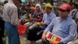 پيام اعضای جنبش جوانان «پيام صلح و دوستی» برمه