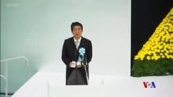 """日本首相安倍向靖國神社供奉""""玉串料"""""""