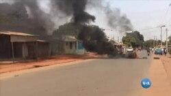 GUINÉ-BISSAU – Estudantes voltam a bloquear ruas de Bissau e queimam pneus em protesto