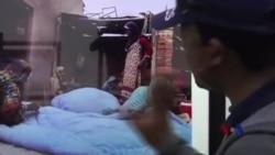 巴基斯坦仍存在泼洒硫酸作为惩罚