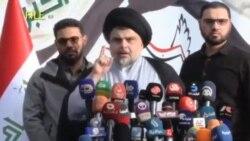طرفداران متقدی صدر وارد پارلمان عراق شدند