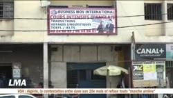 Les Ivoiriens font appels à des instituts pour apprendre l'anglais