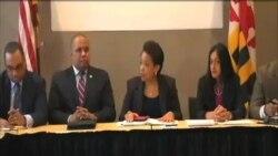 美國司法部將對巴爾的摩警署展開民權調查
