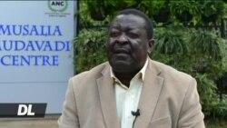 Kenya : Mudavadi atoa wasifu wa marehemu Moi