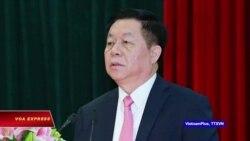 Truyền hình VOA 20/2/21: Việt Nam bổ nhiệm tướng quân đội làm Trưởng ban Tuyên giáo Trung ương