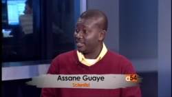 Assane Guaye on Cybersecurity