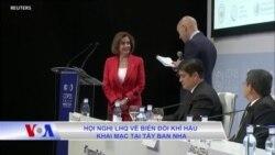 Hội nghị LHQ về biến đổi khí hậu khai mạc tại Tây Ban Nha