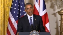 Obama: Hold Off on Iran Sanctions