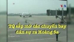 TQ sắp mở các chuyến bay dân sự ra Hoàng Sa