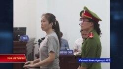 Blogger Mẹ Nấm tuyệt thực trong trại giam
