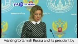 VOA60 World PM - British Judge Say Putin 'Probably' OKd Ex-Spy's Murder