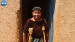 Rwanda: Elizabeth Nyirabakizuru, ku Myaka 107 y'Amavuko Aracyabasha Kuboha Ibyibo.