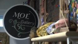 Moe Gallery: Toko Batik Indonesia Di Fircrest, Negara Bagian Washington