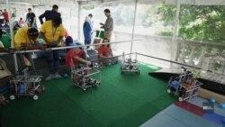 У Вашингтоні пройшла всесвітня олімпіада з робототехніки: українська команда увійшла у 20-ку найкращих! Відео
